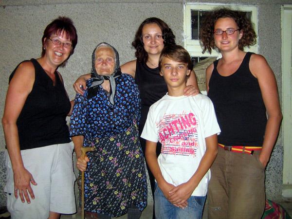 Svetlana's family 2007