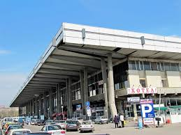 Sofia train station