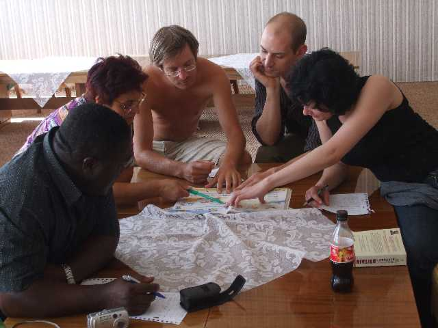 a Bulgarian class 2008