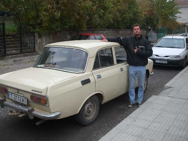 The day I bought the Moskovich