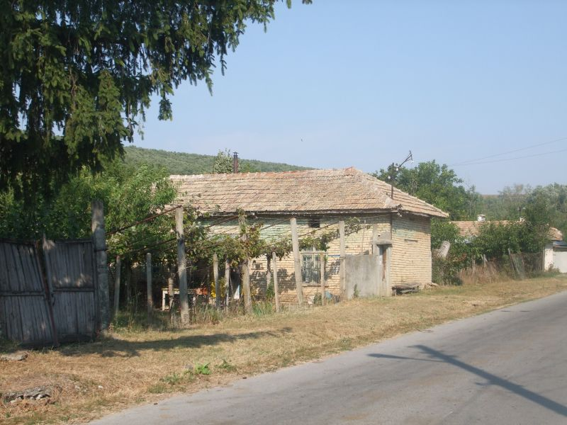 Baba Penka's house